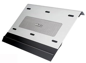 Akasa AK-NBC-07 Orion - Base refrigeradora de aluminio para ordenador portátil de