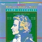 Mozart: Piano Sonatas KV 475, 457, 282 & 280