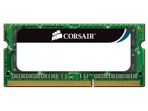 Corsair 8GB (1x8GB) DDR3 1333 MHz (PC3 10666) Laptop Memory 1.5V Memory Stick Pro Duo Converter