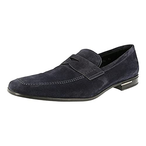 Men's 2DA072 054 F0008 Leather Business Shoes