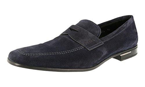 Prada Mens 2DA072 054 F0008 Leather Business Shoes