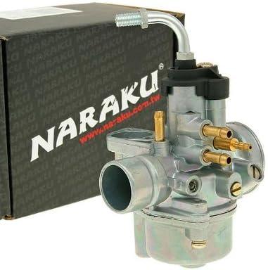 Vergaser Naraku 17 5mm Mit E Choke Vorbereitung Für Yamaha Aerox 50 Cat 03 12 Auto