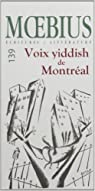 Moebius, No 139 : Voix Yiddish de Montreal par Collectif