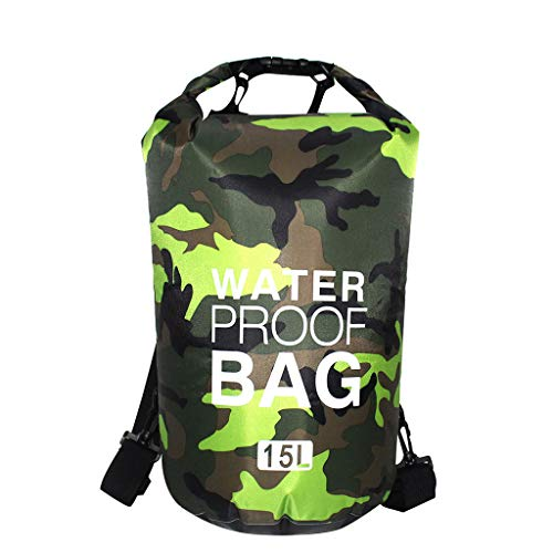 (Londony ✡ Heavy Duty Vinyl Waterproof Dry Bag for Boating Kayaking Fishing Rafting Swimming Floating and Camping)