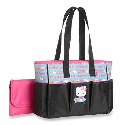 a306bc18964b Buy Sanrio Hello Kitty Tote Diaper Bag Online at Low Prices in India -  Amazon.in