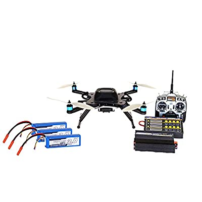 Arch Aerial Atlas-1 Ready to Fly Collapsible Quadcopter Drone with GoPro Mount