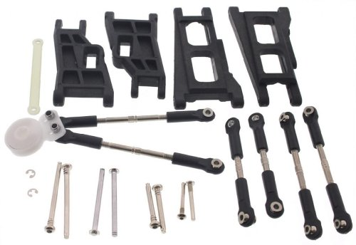 VXL FRONT & REAR SUSPENSION ARMS & HINGE PINS & TURNBUCKLES ()
