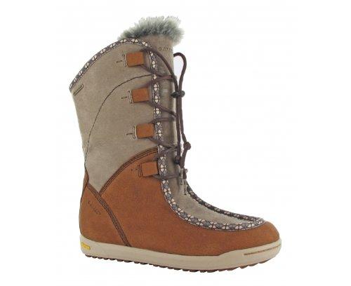 042 W` Tec Tan Sierra Women's Wp Sonomi 200 Hi Braun Boots xvHFRqax