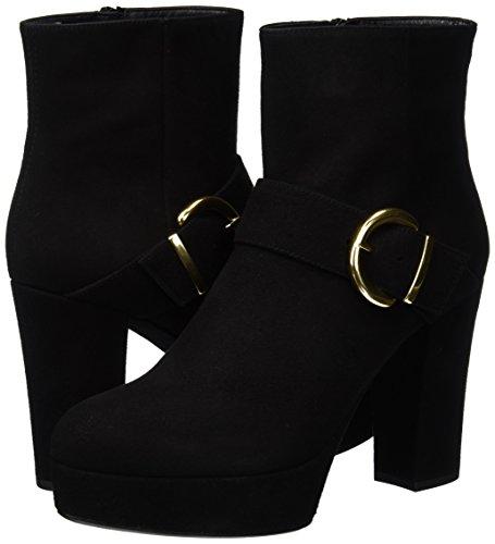 Boots Black Black ks Romero black Unisa Women''s UqnHtwxU6