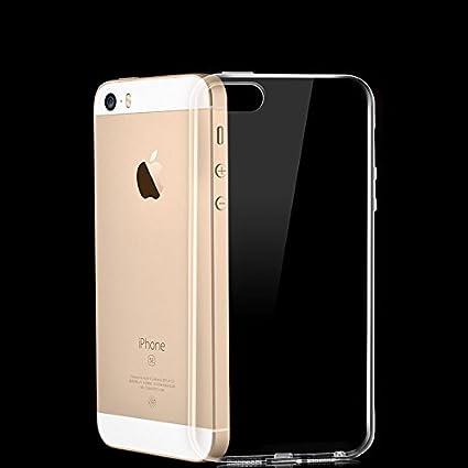 cookaR Funda iphone SE 2 transparente, Funda protectora ...