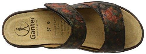Ganter Multicolore Mules g 99000 Multi Femme Gina qxF6OqP