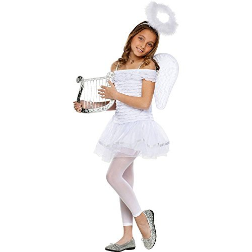 Fun World Little Angel Kids Costume -