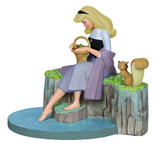 Love Porcelain Figurine - Precious Moments Disney Showcase Collection, Dreams Of Love, Bisque Porcelain Figurine, 142709