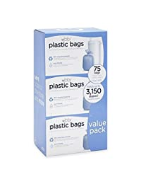 Ubbi Diaper Pail 75-Count Value Pack Plastic Bags (3 Pack) BOBEBE Online Baby Store From New York to Miami and Los Angeles