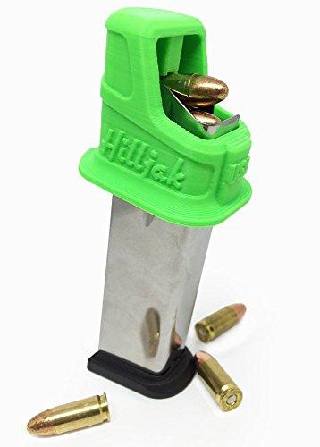 Hilljak Beretta 92 F S FS, M9 9MM Double-Stack Magazine Loader Neon ()