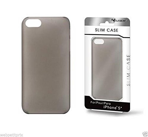 Case slim per Apple iphone 5, motivo: subsonic