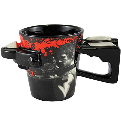 Walking Dead The Daryl Crossbow Coffee ()