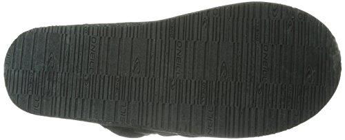 Scarpa Uomo Oneill Rico 2 Scarpa Slip-on Nera