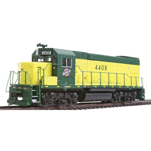 Walthers PROTO 1000 HO Scale Diesel EMD GP15-1 Powered - Chicago And North Western #4408