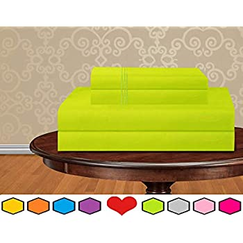 Amazon Com Aiking Home 2 Pieces Of Colorful Shiny Satin