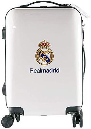 Real Madrid Maleta Equipaje de Mano - Producto Oficial del Equipo ...
