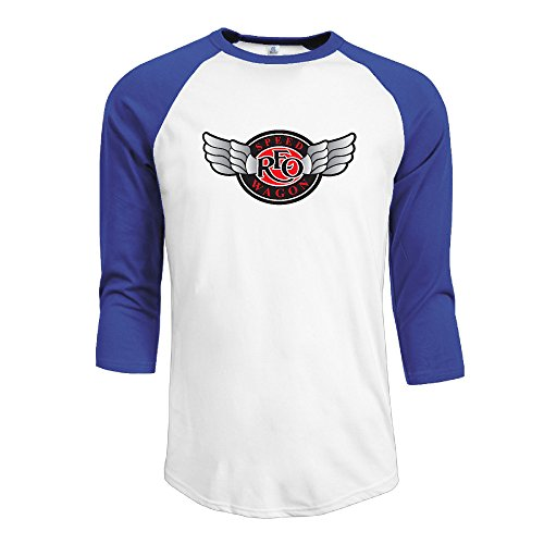 Speedwagon Cotton Athletic Sleeves T Shirt product image