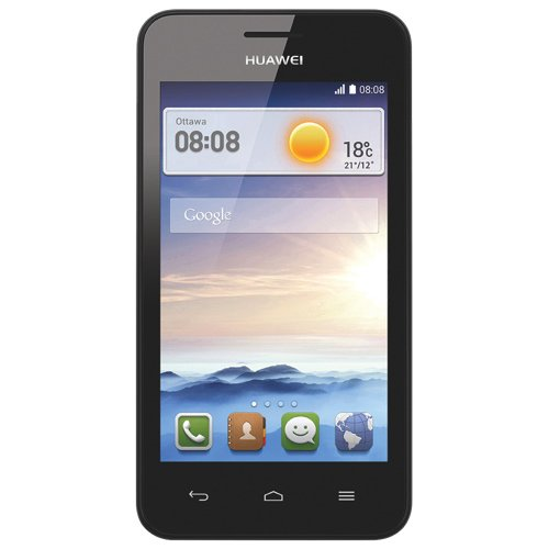 UNLOCKED Huawei Ascend Y330 Google Android Phone, Y330-U05, BLACK, NEW, BULK PACKAGED, 2G GSM 850/900/1800/1900MHZ, 3G HSPA 850/1900MHZ