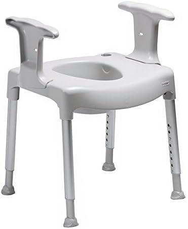 Etac Swift freistehend Toilettensitzerhöhung