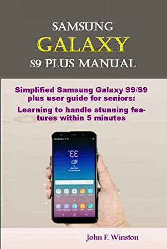 Manual samsung s9 plus