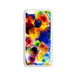 Colorful morning glory watercolour Phone Case for iPhone 6