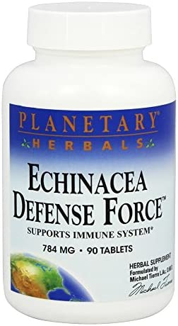 Echinacea Defense Force Planetary Herbals 90 Tabs