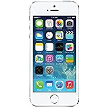 Apple iPhone 5S 16GB Factory Unlocked GSM Cell Phone - Silver/White