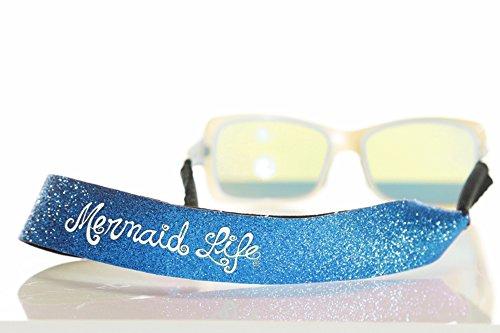 Mermaid Life Sparkle Eyewear Strap - Eyewear Diva