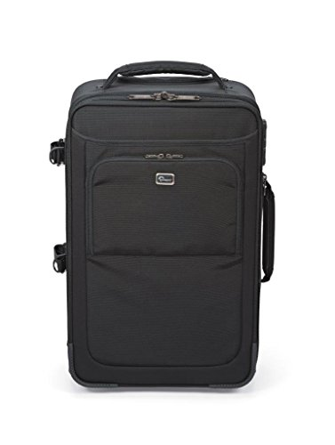 Lowepro Pro Roller x200 AW Digital SLR Camera Bag/Backpack Case with Wheels (Black),One Size