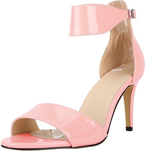 mujer tacón de Rosa Salabobo Zapatos fqPtwxn1Z7