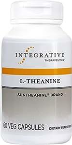 Integrative Therapeutics - L-Theanine - 100 mg of Suntheanine brand L-Theanine - 60 Capsules