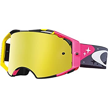 Amazon Com Oakley Airbrake Mx Men S Goggles Tld Cosmic