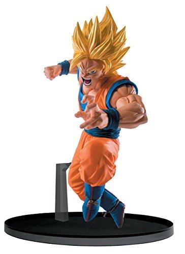 Banpresto Dragon Ball super SCultures BIG modeling Tenkaichi Budokai 6  four (Super Saiyan 2 Goku/prototype teacher VAROQ) 1: Super Saiyan 2 Goku prize