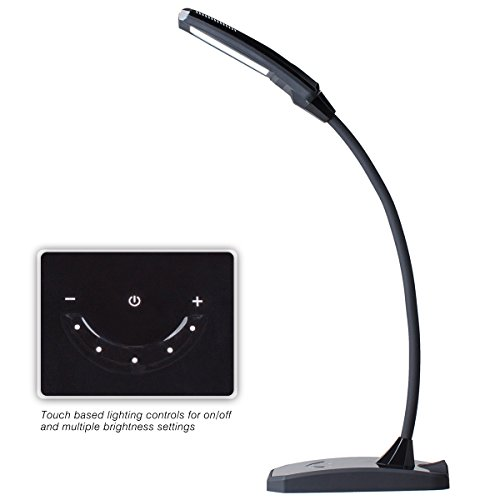 Kedsum Dimmable Eye Care Led Desk Lamp 6w Flexible