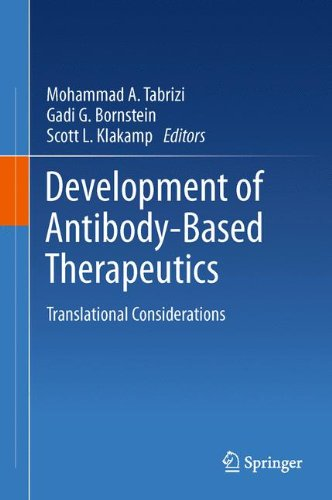 Development Of Antibody Based Therapeutics  Translational Considerations