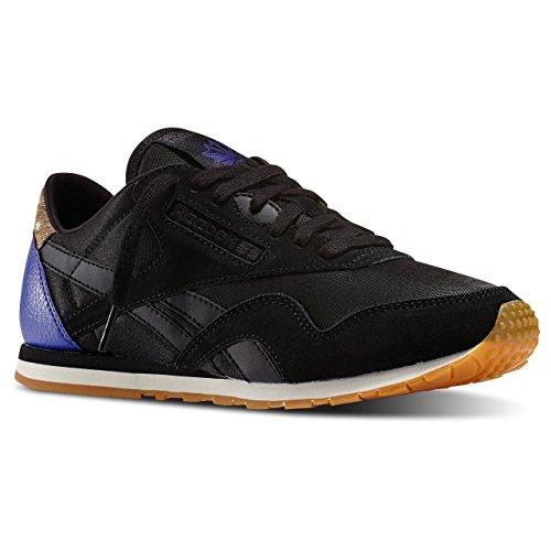Reebok Zapatillas para mujer, color, talla 10 - negro