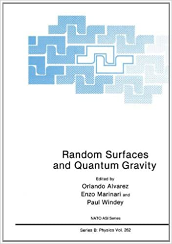 Random Surfaces and Quantum Gravity: International Proceedings (NATO Science Series B: Physics)