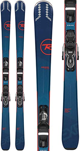 Red//Black 160cm Rossignol Force 10 Cross Country Race Pole