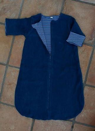 a63690be3f09 Leela Cotton Baby Schlafsack mit Ärmeln