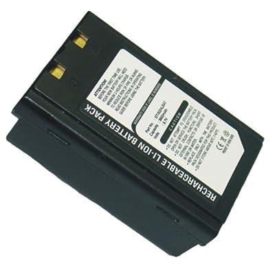 Exell Li-Ion Barcode Scanner Battery Fits Symbol SPT1800, SPT1700, SPT1740, PPT 27xx, PPT 2800, PPT 283X, PPT284X, PDT 8100, 20-36098-01, 21-582036-01,21-582036-01