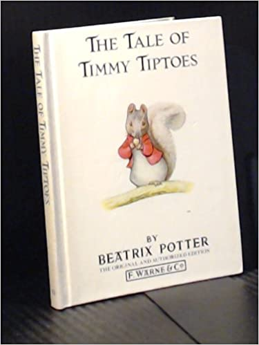 The Tale Of Timmy Tiptoes Beatrix Potter 9780723244165 Amazon