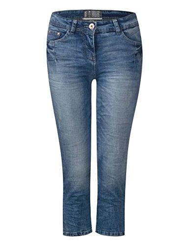 Jeans Donna authentic Wash Used Slim Blue 10275 Blu Cecil Mid dZxAUnd