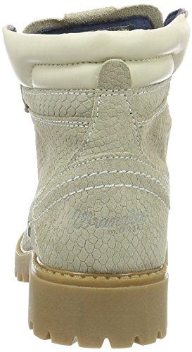 Wrangler Creek Snake, Zapatillas de Estar por Casa para Mujer Beige - Beige (182 cream)