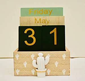 Perpetual Calendar : Just the right thing for u
