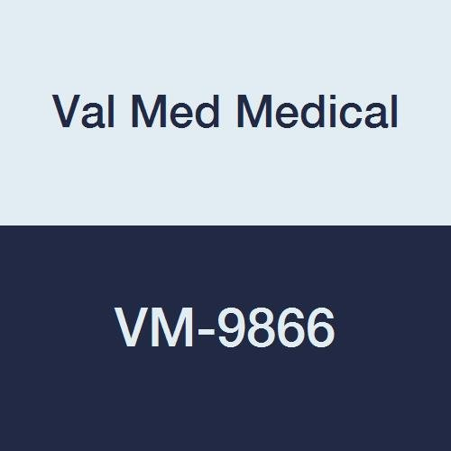 Val Med Medical VM-9866 Abduction Pillow, 18'' Height, 12'' Width, 6'' Length (Pack of 6)